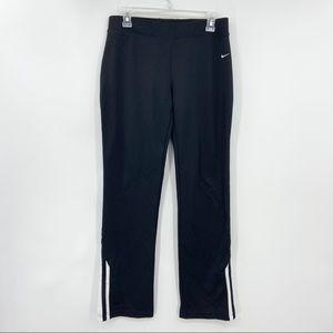 NIKE Black Warm-Up Track Pants